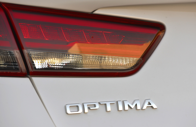 Kia Optima SLX - фотография №15