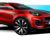 2016 Kia Sportage Teaser