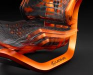 2016 Lexus Kinetic Seat Concept