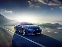 2016 Lexus LC 500h Luxury Coupe