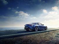 2016 Lexus LC 500h Luxury Coupe