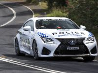 2016 Lexus RC F NSW Police Coupe
