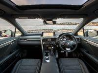 2016 Lexus RS F Sport