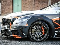 2016 M&D Mercedes-Benz CLS 500 Black Edition Stealth