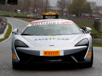 2016 McLaren 570S Coupe Safety Car