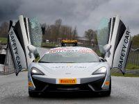 2016 McLaren 570S Coupe Safety Car
