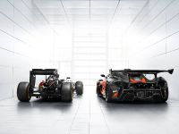 2016 McLaren P1 GTR with F1 Livery