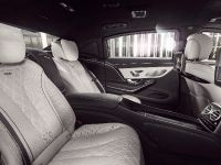 2016 Mercedes-Maybach S 600 Guard