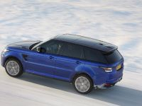 2016 Range Rover Sport SVR at Arctic Silverstone