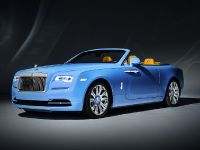 2016 Rolls-Royce Dawn Cabriolet in Bespoke Blue