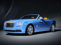 2016 Rolls-Royce Dawn Cabriolet in Bespoke Blue