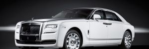 2016 Rolls-Royce Ghost Eternal Love Edition