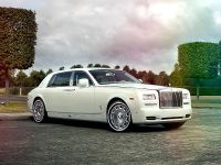 2016 Rolls-Royce Phantom Jade Pearl