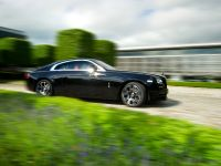 2016 Rolls-Royce Wraith Black Badge and Ghost Black Badge