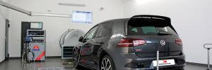 2016 SPEED-BUSTER Volkswagen Golf GTI Clubsport S Limited Edition