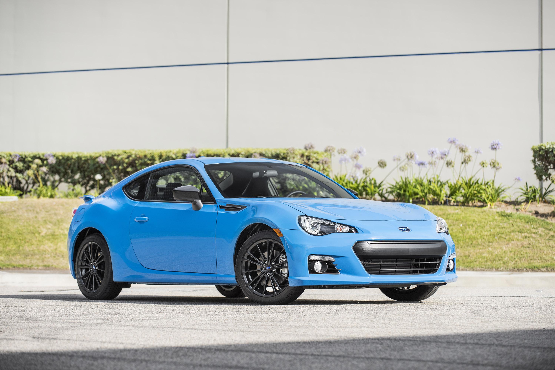 Subaru hyperblue models - фотография №1
