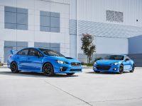 2016 Subaru HypeBlue models