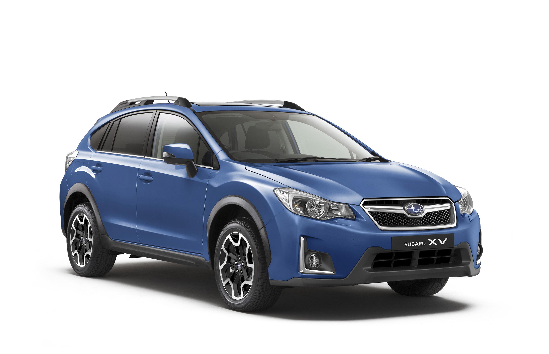 Subaru XV - facelift - фотография №1
