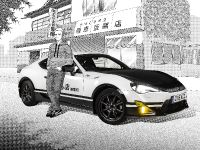 2016 Toyota GT86 Initial D Concept