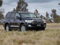 2016 Toyota Land Cruiser Facelift