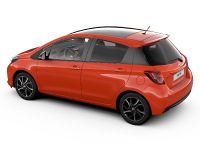 2016 Toyota Yaris Orange Edition