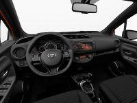 2016 Toyota Yaris Orange Edition