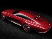 2016 Vision Mercedes-Maybach 6