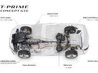 2016 Volkswagen T-Prime Concept GTE