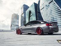 2016 Vorsteiner BMW M4 F8X Frozen Gray
