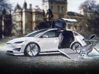 2016 X-Men Cars Renderings
