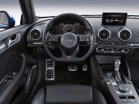 2017 Audi A3 Cabriolet, A3 Sedan and S3 Sedan