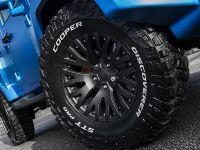2017 Chelsea Truck Company Black Hawk Edition Volcanic Sky