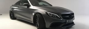 2017 CHROMETEC Mercedes-AMG S 63 Coupe