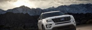 2017 Ford Explorer XLT Appearance Package
