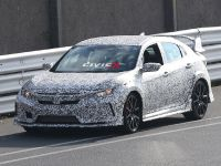 2017 Honda Civic Type R Hatchback Prototype by CivicX