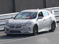 2017 Honda Civic Type R Hatchback Prototype by CivicX