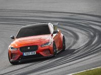 2017 Jaguar XE SV Project 8 Sedan