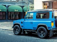 2017 Kahn Design Land Rover Defender London Motor Show Edition