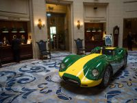 2017 Lister Knobby Jaguar Stirling Moss