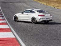 2017 Mercedes-Benz AMG C63 Coupe