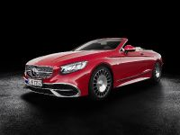 2017 Mercedes-Maybach S 650 Cabriolet