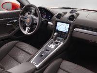 2017 Porsche 718 Boxster and Boxster S