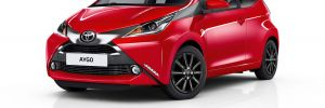 2017 Toyota Aygo x-style