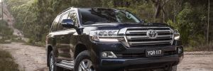 2017 Toyota Land Cruiser 200 Series Altitude