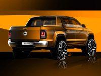 2017 Volkswagen Amarok Sketches