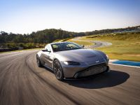 2018 Aston Martin vehicles at Geneva Motor Show