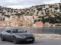 2018 Aston Martin vehicles at Geneva Motor Show
