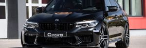 2018 G-POWER BMW M5 F90