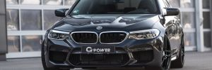 2018 G-POWER BMW M5