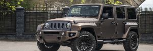 2018 Kahn Design Jeep Wrangler Night Eagle